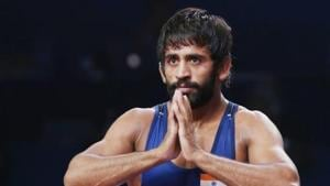 Bajrang Punia assured of seeding at Olympics, placed No.2 in latest world rankings