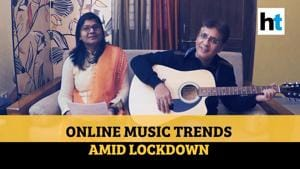 Watch: How online music sessions can help you beat lockdown blues