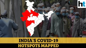 India's 10 Coronavirus hotspots mapped: Compare your location