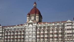 Rooms at the Taj Mahal Palace in Colaba, Taj Land's End in Bandra, Taj Santacruz, The President at Cuffe Parade and the IHC's Ginger hotel in Andheri are now available to doctors and medical staff from municipal-run hospitals.(REUTERS PHOTO.)
