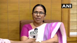 Kerala's health minister K K Shailaja said 42 Covis-19 patients have recovered and discharged from hospitals so far.(ANI)