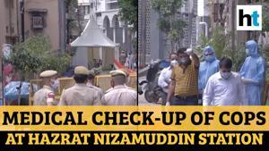 Nizamuddin Markaz: Delhi cops use drones for investigation at Covid-19 hotspot
