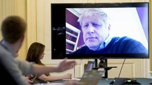UK PM Johnson taken to hospital, 10 days after testing positive for Covid-19