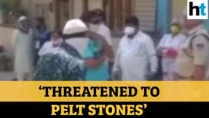 Covid-19: Health workers allege stone pelting threats during survey in Ujjain