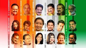 The Indian Singers Rights Association (ISRA) announced that it will hold a three-day concert 'Sangeet Setu', starting from April 10 between 8 pm and 9 pm(Instagram)