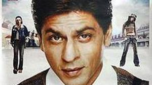 Shah Rukh Khan played an army officer who goes undercover to a college for a mission.