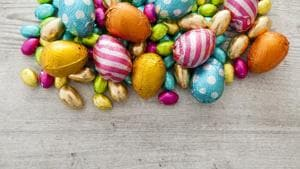 Mini chocolate Easter eggs.(Getty Images/iStockphoto)