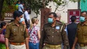 The Agra Model kicked in early in the Covid-19 outbreak cycle when six patients tested positive on March 3. At the time, the entire country had only 30-odd cases.(PTI file photo)