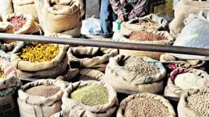 Food inflation in March fell to 4.91 per cent from 7.79 per cent in the previous month(AFP File Photo)