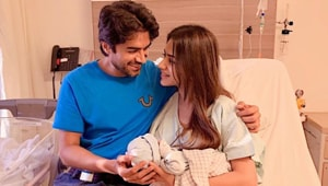 Smriti Khanna and Gautam Gupta's daughter was born on April 15.