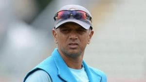 File image of Rahul Dravid)(Getty Images)