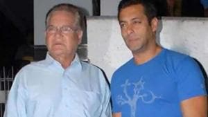 Salman Khan and Salim Khan are in separate locations during the lockdown.