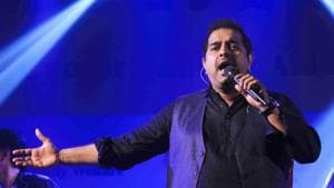 Singer-composer Shankar Mahadevan recorded the song at his home studio and says that it is a medium to pay salutations to Mother Earth(Photo: Yogen Shah)
