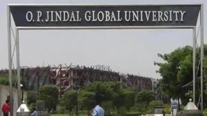 OP Jindal Global University, Sonipat. (Handout )
