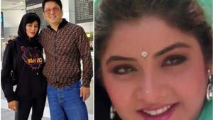 Sajid Nadiadwala's wife Warda spoke about Divya Bharti.