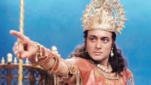 Mahabharat originally aired in 1988.