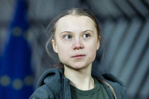 Swedish environmentalist Greta Thunberg has made donations to the UNICEF for children in Covid-19 pandemic.(AFP File Photo)