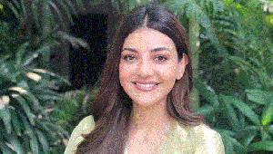 Kajal Aggarwal had come in place of Trisha Krishnan.