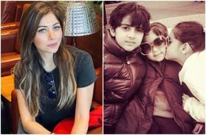 Kanika Kapoor is a mother of three children.
