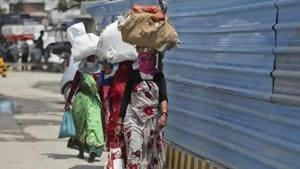 The empowered group committee is monitoring and coordinating with the NGO and Civil Society Organisations across all states and 700 districts on a real time basis to fight the spread of Covid-19. (AP)