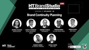 The speakers of Episode 16 of HT Brand Studio Live, Season 2.