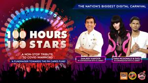"""<p>""""Donate towards #PMCARES fund by clicking on the link: https://m.p-y.tm/FFM-PMCARES</p><p>It's time to get in a conversation with India's OG chef Sanjeev Kapoor and an exclusive chat between Tara McDoland & Dasu with our RJ Aniket</p><p>Disclaimer:</p><p>Fever FM, Radio Nasha & Radio One do not take any responsibility for the successful operation, uptime, and consummation of the payment process, which is being run by Paytm and linked directly to the PM Cares Fund collection window/portal. The role of Fever FM, Radio Nasha & Radio One is to encourage donations</p><p>#100Hours100Stars""""</p>"""