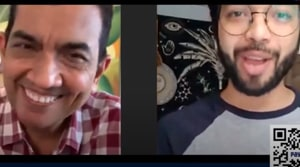 The well-known chef joined RJ Aniket for Fever Network's 100 Hours 100 Stars initiative from his home via a video live, and spoke about life after lockdown, work-life balance, and his noble initiative of feeding health and medical workers in Mumbai, Delhi and Bangalore.