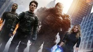 Miles Teller, Michael B Jordan, Kate Mara and Jamie Bell played the Fantastic Four.