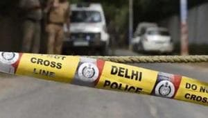 The body was found on the front passenger seat of a Maruti Ritz car owned by a colleague of the head constable, the police said.(HT File Photo)