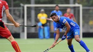 File image of Gurinder Singh.(Hockey Ijndia)