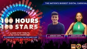 <p>Donate towards #PMCARES fund by clicking on the link: https://m.p-y.tm/FFM-PMCARES. The guests for our 84th hour are Anirudh Thapa, midfielder for the national Indian Football Team, and Indian singer Shweta Shetty with RJs Zoha and Rohini. Disclaimer: Fever FM, Radio Nasha & Radio One do not take any responsibility for the successful operation, uptime, and consummation of the payment process, which is being run by Paytm and linked directly to the PM Cares Fund collection window/portal. The role of Fever FM, Radio Nasha & Radio One is to encourage donations. #100Hours100Stars</p>