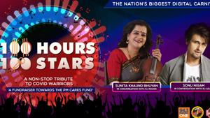 <p>Donate towards #PMCARES fund by clicking on the link: https://m.p-y.tm/FFM-PMCARES. To jazz up our 85th hour of #100Hours100Stars, we have Indo fusion violinist and vocalist Sunita Bhuyan with RJ Rohini, and our fav Sonu Nigam with RJ Adaa. Disclaimer: Fever FM, Radio Nasha & Radio One do not take any responsibility for the successful operation, uptime, and consummation of the payment process, which is being run by Paytm and linked directly to the PM Cares Fund collection window/portal. The role of Fever FM, Radio Nasha & Radio One is to encourage donations. #100Hours100Stars</p>