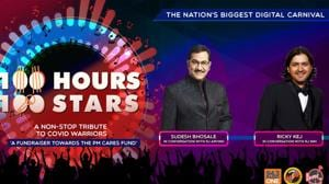 <p>Donate towards #PMCARES fund by clicking on the link: https://m.p-y.tm/FFM-PMCARES. The guests for our 95th hour are Bollywood playback singer Sudesh Bhosale and American composer, music producer and environmentalist Ricky Kej sharing their thoughts and views on Covid-19 global pandemic with RJ Arvind and RJ Niki. Disclaimer: Fever FM, Radio Nasha & Radio One do not take any responsibility for the successful operation, uptime, and consummation of the payment process, which is being run by Paytm and linked directly to the PM Cares Fund collection window/portal. The role of Fever FM, Radio Nasha & Radio One is to encourage donations. #100Hours100Stars</p>