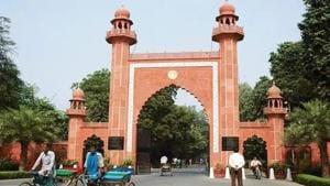 Aligarh Muslim University.(HT file)