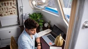 Many of Indias formal-economy workers have spent the past eight weeks working from home, and according to a new survey by IBM, over half of the remote workers want to remain part of a new remote workforce.(Unsplash)