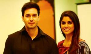 Sayantani Ghosh and Anugrah Tiwari have been dating for a few years now.