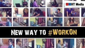 Watch: How HT Media family is saying #WorkOn during Covid crisis
