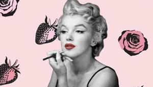 Vaseline, white eyeshadow and more: Marilyn Monroe's makeup routine and the making of a Hollywood diva.(Marilyn Monroe/Instagram)