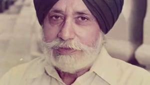 Ex-MP and Parkash Singh Badal's younger brother Gurdas Badal dies at 90
