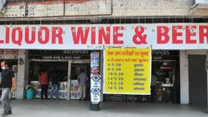 """The excise station has been ordered to be """"unit of transfer"""" and the process needs to be completed by the morning of May 16.(Ravi Kumar/HT file photo. Representative image)"""