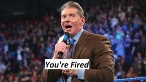 WWE Chairman Vince McMahon.(WWE)