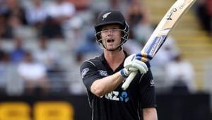New Zealand allrounder Jimmy Neesham(AFP)