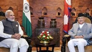"""There was no immediate response from Indian officials. The external affairs ministry has already said Lipulekh, at the centre of a border row over the construction of a road to the border with China, is """"completely within the territory of India""""."""