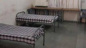 File photo of a quarantine centre. (HT)