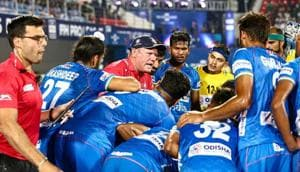 Graham Reid believes getting the players back in groove remains a big challenge for him(Hockey India)