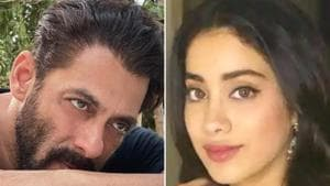 Janhvi Kapoor shared a Covid-19 message after their house help tested positive, while Salman Khan visited his parents in Mumbai.
