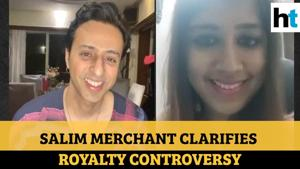 Salim Merchant on royalty controversy: 'No bad blood with Yash Raj Films'