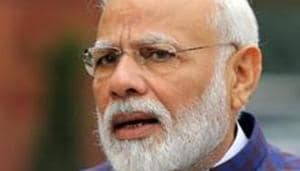 Prime Minister Narendra Modi said that though the Odisha government has been able to save lives by undertaking preparations well in advance, the cyclone has caused damage to housing, power and infrastructure, besides the agriculture sector while moving towards West Bengal.(REUTERS)