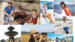 Bollywood stars like Saif Ali Khan, Mandira Bedi, Himesh Reshammiya, Sophie Choudry, Minissha Lamba, Dia Mirza, and Zareen Khan talk about their most memorable trip