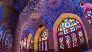 Museums and historical sites are to reopen on Sunday to coincide with the Eid el-Fitr celebrations that end the Muslim holy fasting month of Ramadan, President Hassan Rouhani said on state television.(Unsplash)